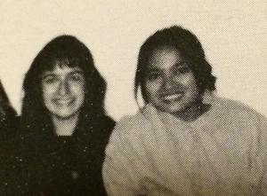 Joanne Diaz and Grace Talusan 1994